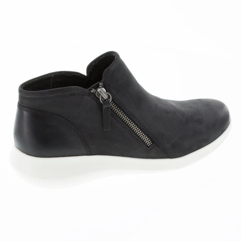 Aetrex Serena Black Leather 40