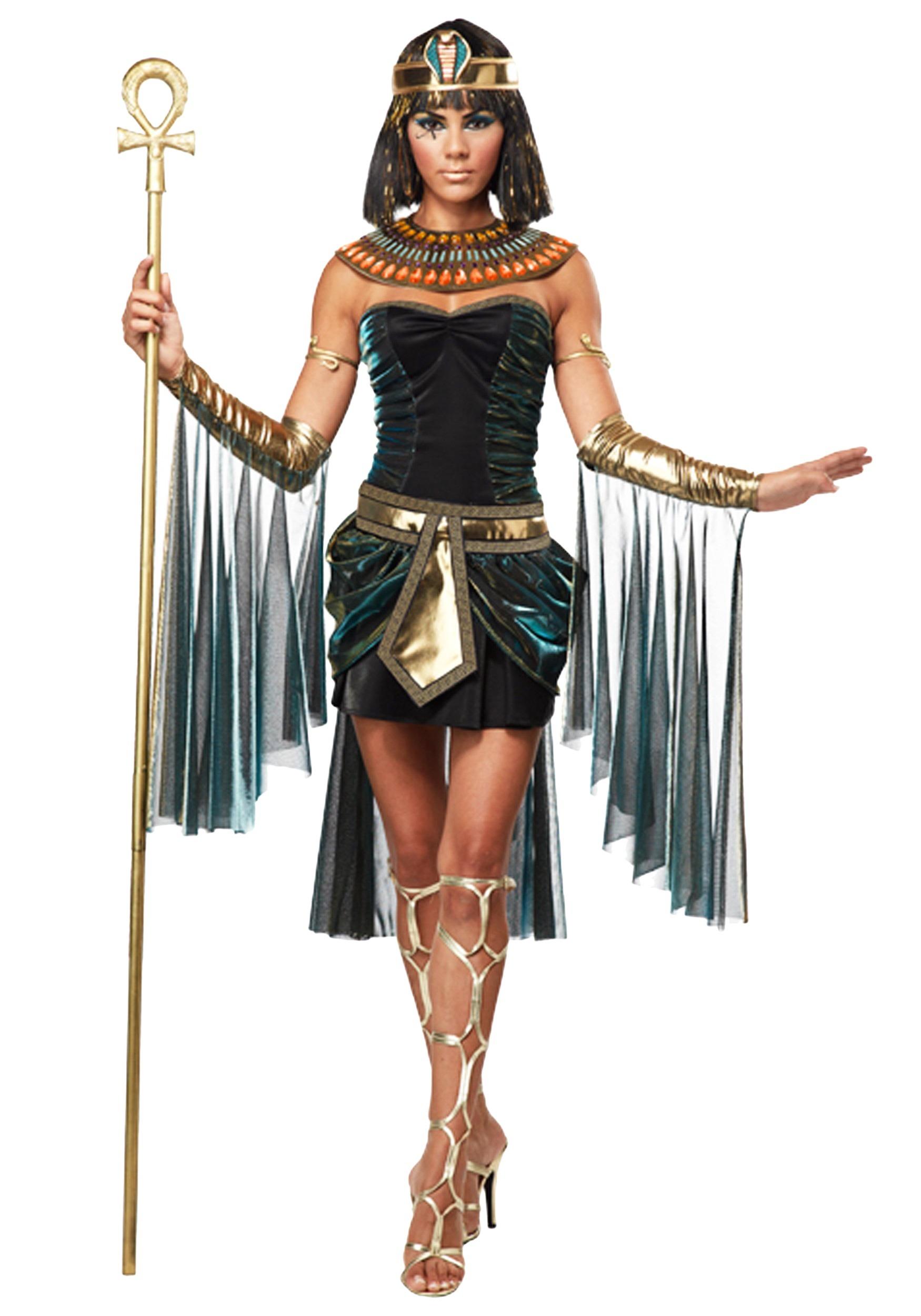 Women's Egyptian Goddess Costume | Egyptian pharaoh