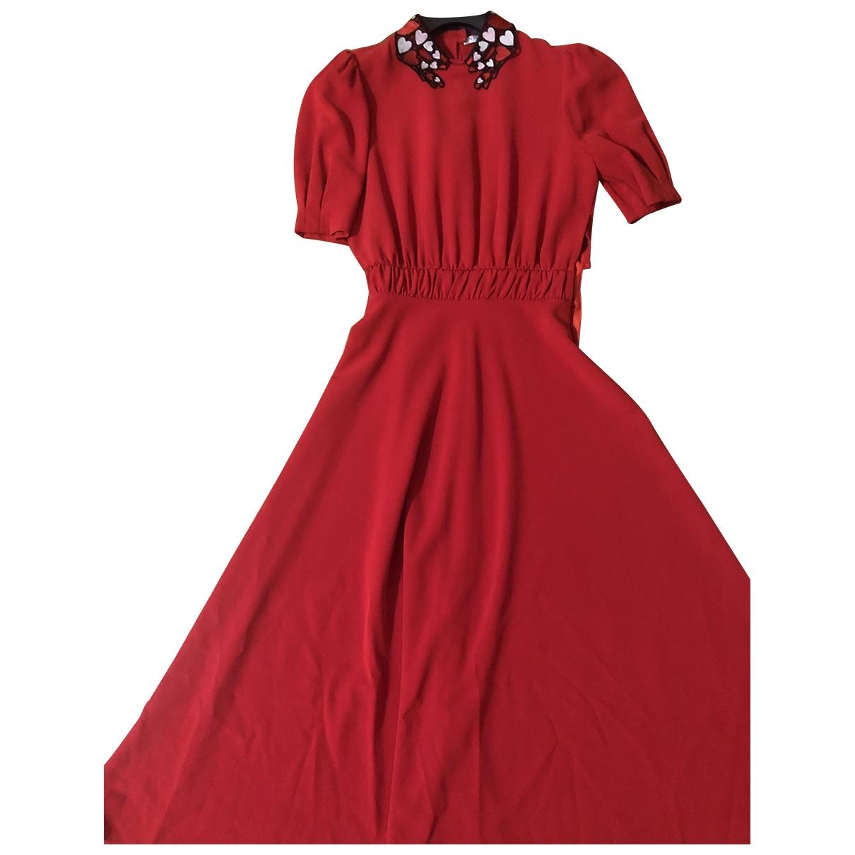Vivetta - Robe   pour femme - rouge