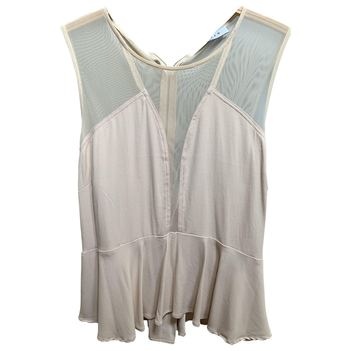 Sandro \N Pink  top for Women 2 US