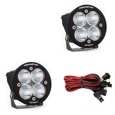 Baja Designs Squadron-R Sport Work/Scene LED Light Pods - 587806