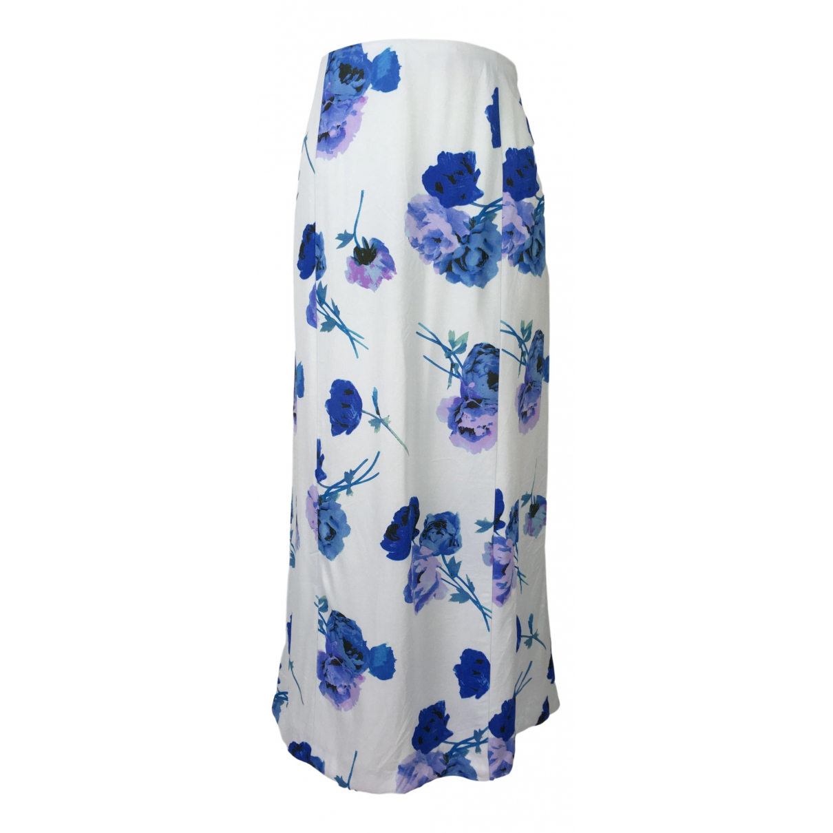 Kenzo - Jupe   pour femme - bleu
