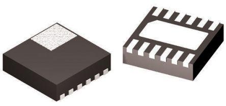 STMicroelectronics L6362ATR, Line Transceiver, 7 → 36 V, 12-Pin VFDFPN (3000)