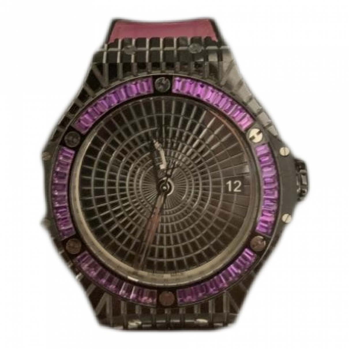 Reloj Big Bang  de Ceramica Hublot