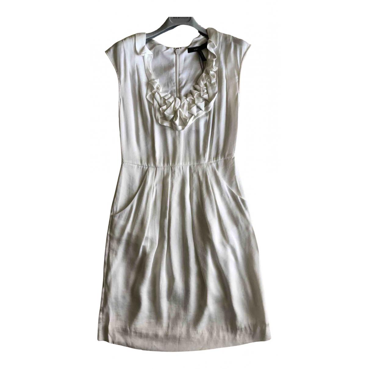 Bcbg Max Azria \N White dress for Women 4 US