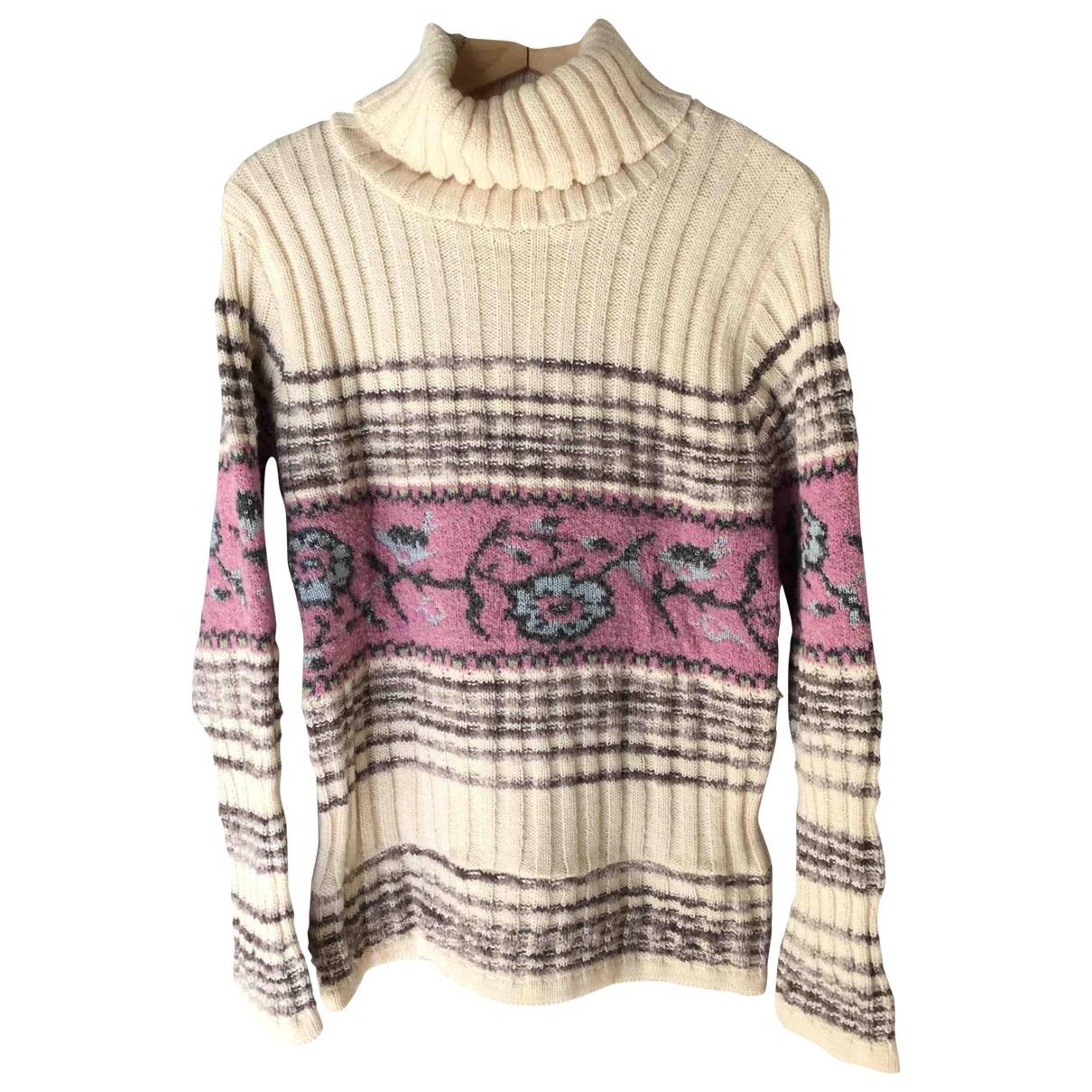 Christian Lacroix \N Pink Wool Knitwear for Women 38 FR