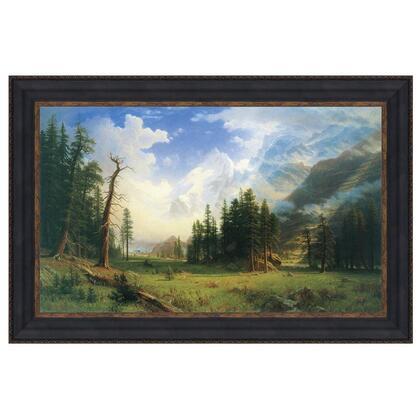 DA4944 48X30 Mountain Landscape 1895