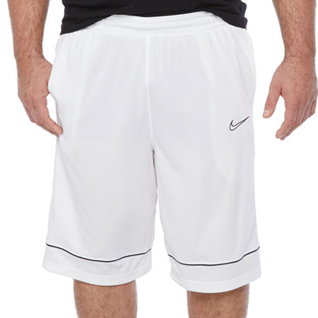 Nike Mens Pull-On Short-Big and Tall, 3x-large , White