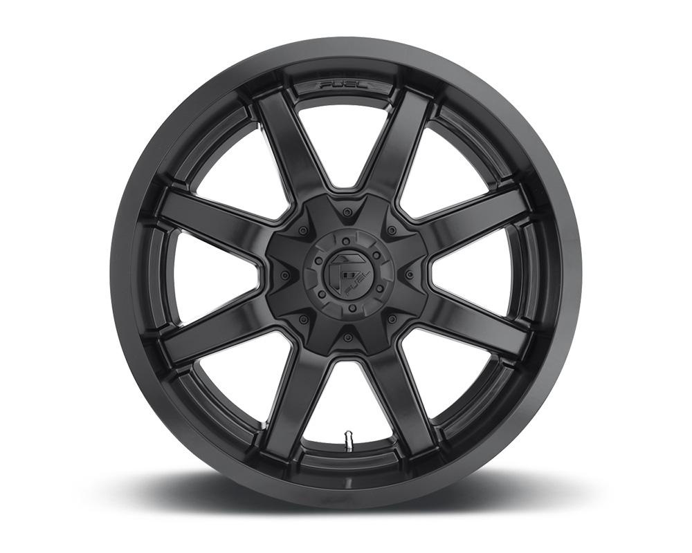 Fuel D436 Maverick Matte Black 1-Piece Cast Wheel 20x9 5x139.7 5x150 20mm