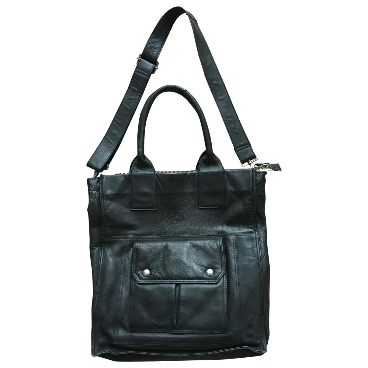 Hope \N Taschen in  Schwarz Leder