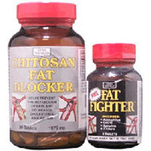 Fat Blocker With Chitosan, 90 Tab by Only Natural