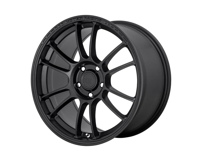 Motegi SS6 Wheel 18x8.5 5X112 42mm Satin Black
