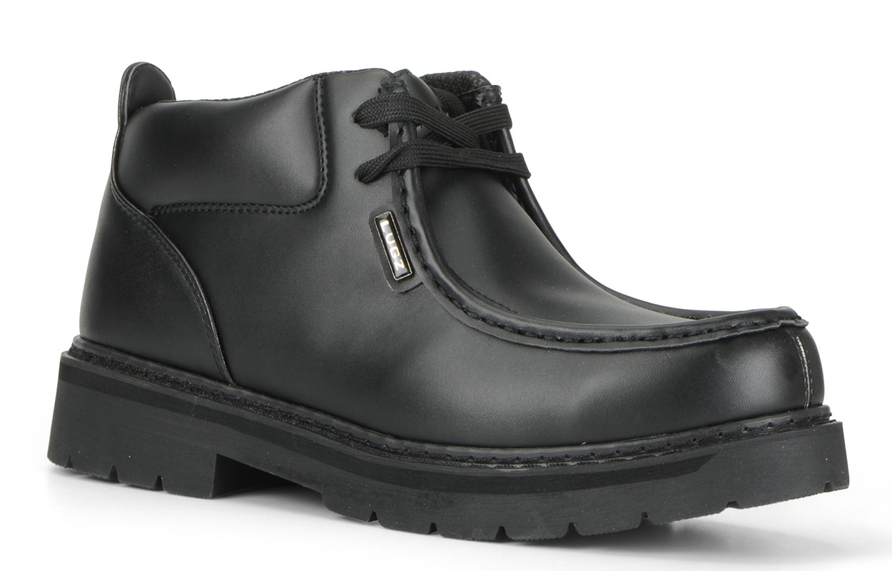 Men's Strutt Lx Chukka Boot (Choose Your Color: Black Smooth, Choose Your Size: 7.0)