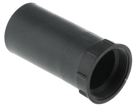 TE Connectivity CPC Series Dust Cap, Shell Size 23, Black
