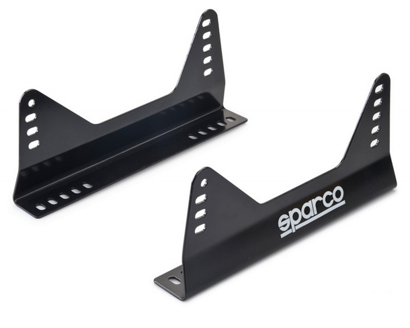 Sparco 600W Aluminum Universal Adjustable Side Seat Mounts