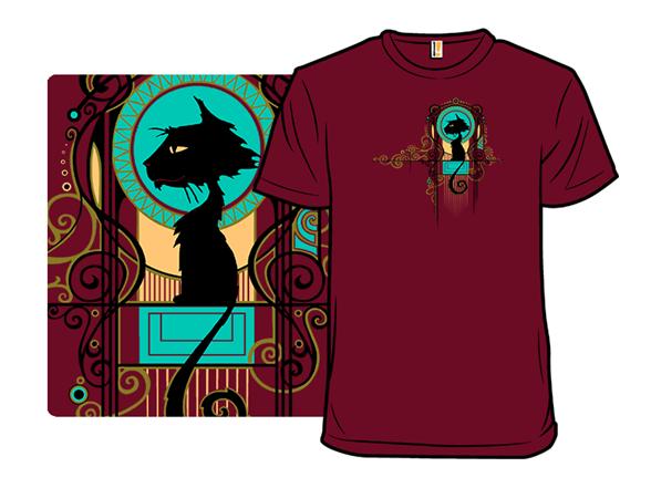 Chat Nouveau Deux T Shirt