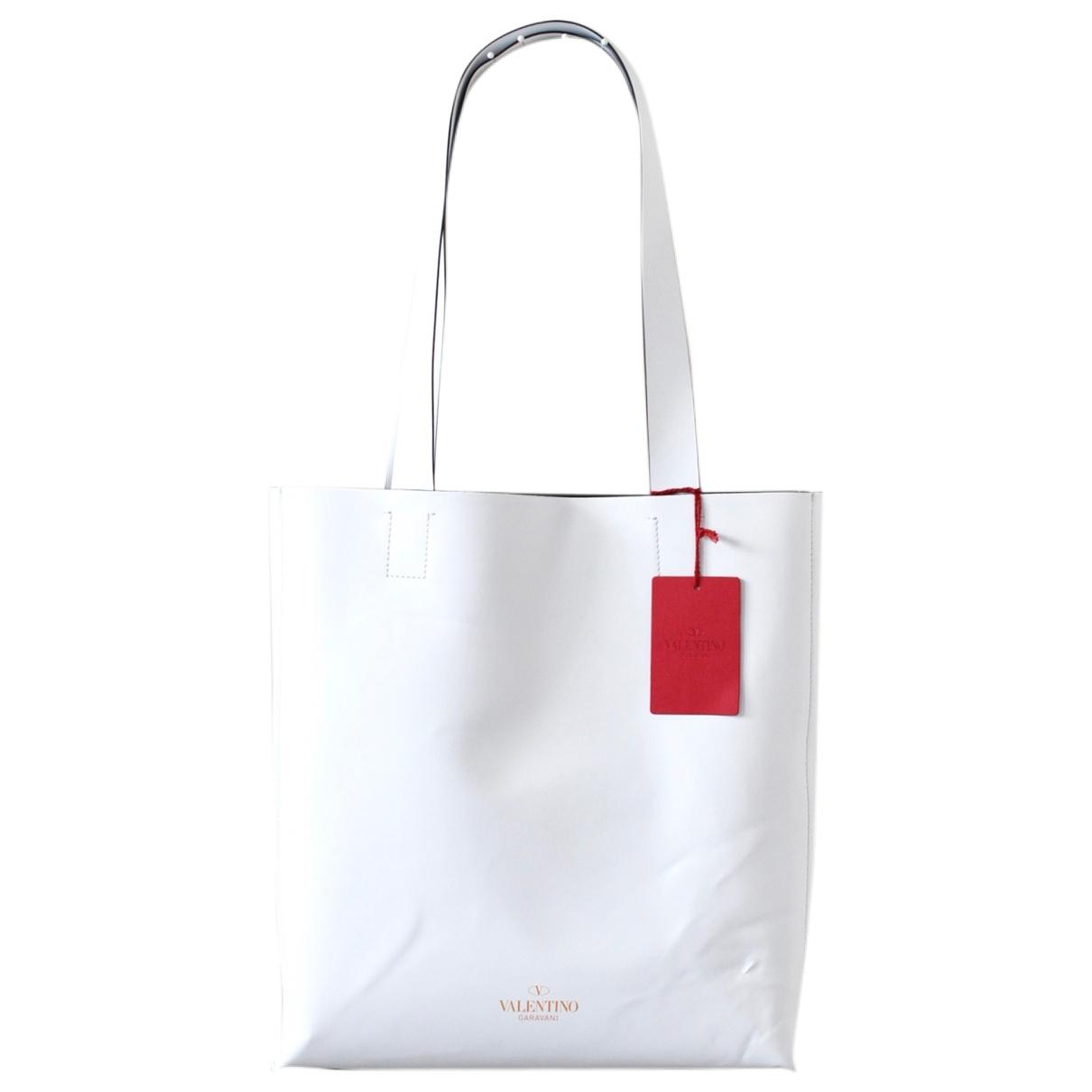 Valentino Garavani \N White handbag for Women \N