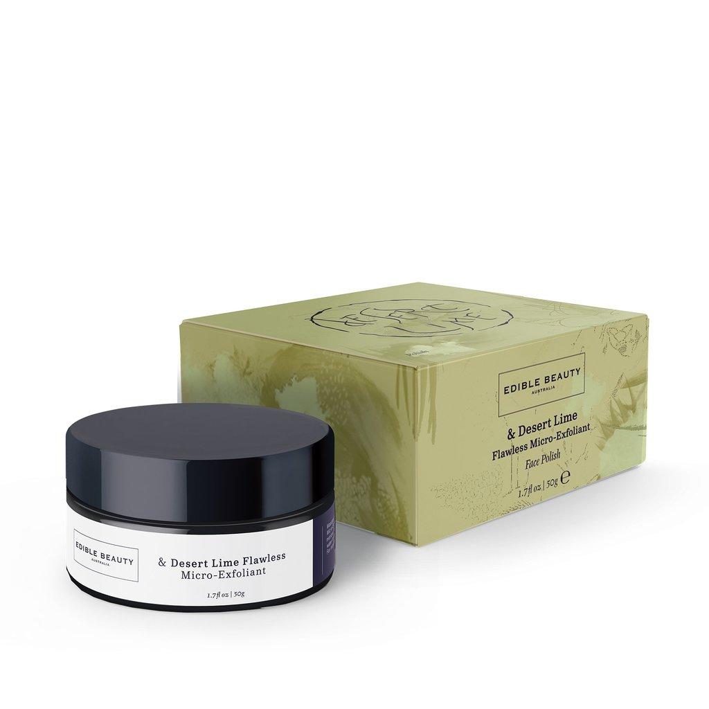 & Desert Lime Flawless Micro-exfoliant