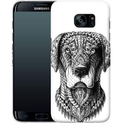 Samsung Galaxy S7 Edge Smartphone Huelle - Labrador von BIOWORKZ