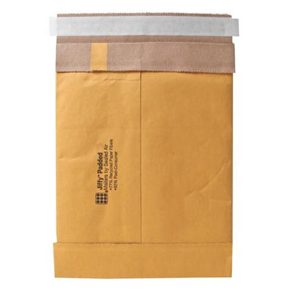 Sealed Air Jiffy@ Padded Mailing Envelopes with Peal and Seal Closure, 10/Pack - #7 14-1/4 x 20