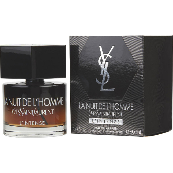 La Nuit De LHomme LIntense - Yves Saint Laurent Eau de Parfum Spray 60 ML