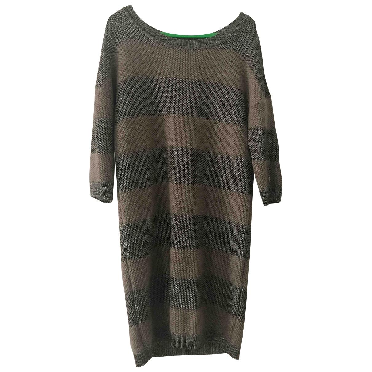 Falconeri \N Kleid in Wolle