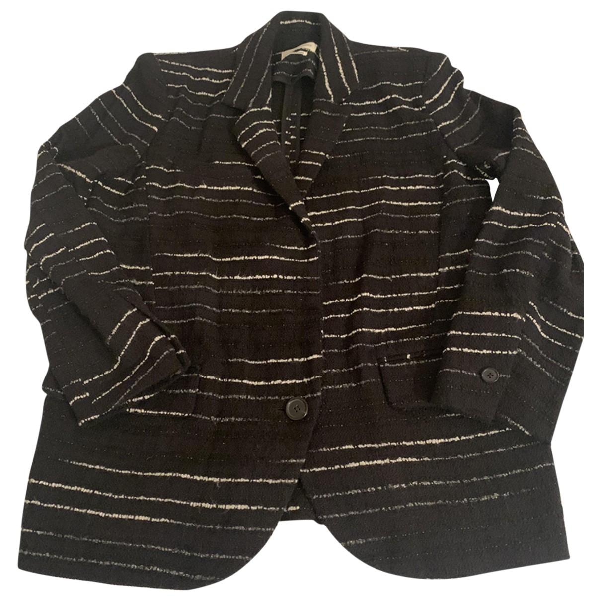 Isabel Marant Etoile - Veste   pour femme en coton - noir