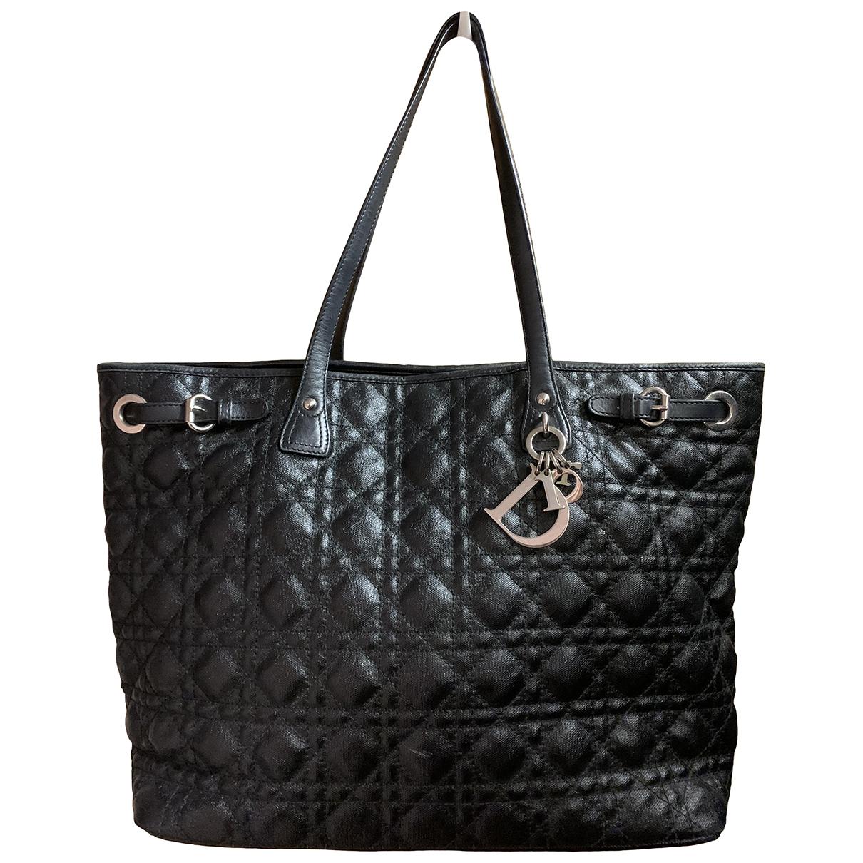Dior Dior Panarea Black handbag for Women \N