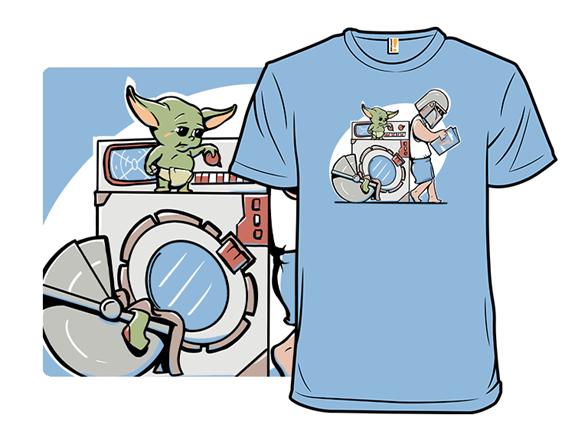 Mando's Laundry Day T Shirt