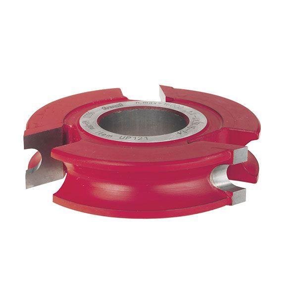 UP121 Concave Radius Shaper Cutters, 3-9/16