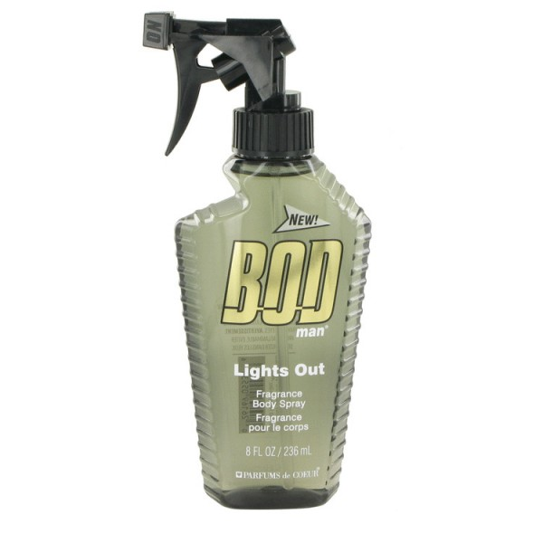 Bod Man Lights Out - Parfums De Coeur Espray corporal 240 ML