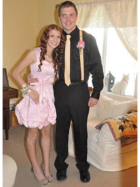High7School Homecoming Outfits For Guys Casual Package Peach