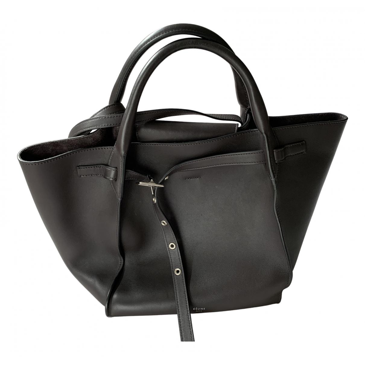 Cabas Big Bag de Cuero Celine