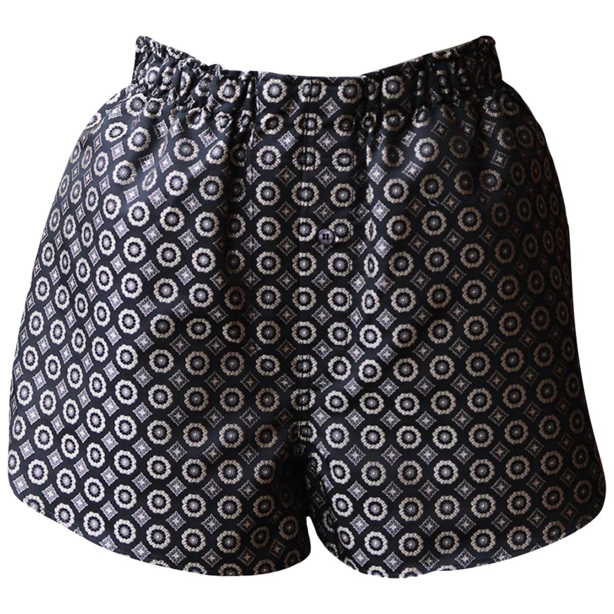 Etro \N Multicolour Shorts for Women 38 IT
