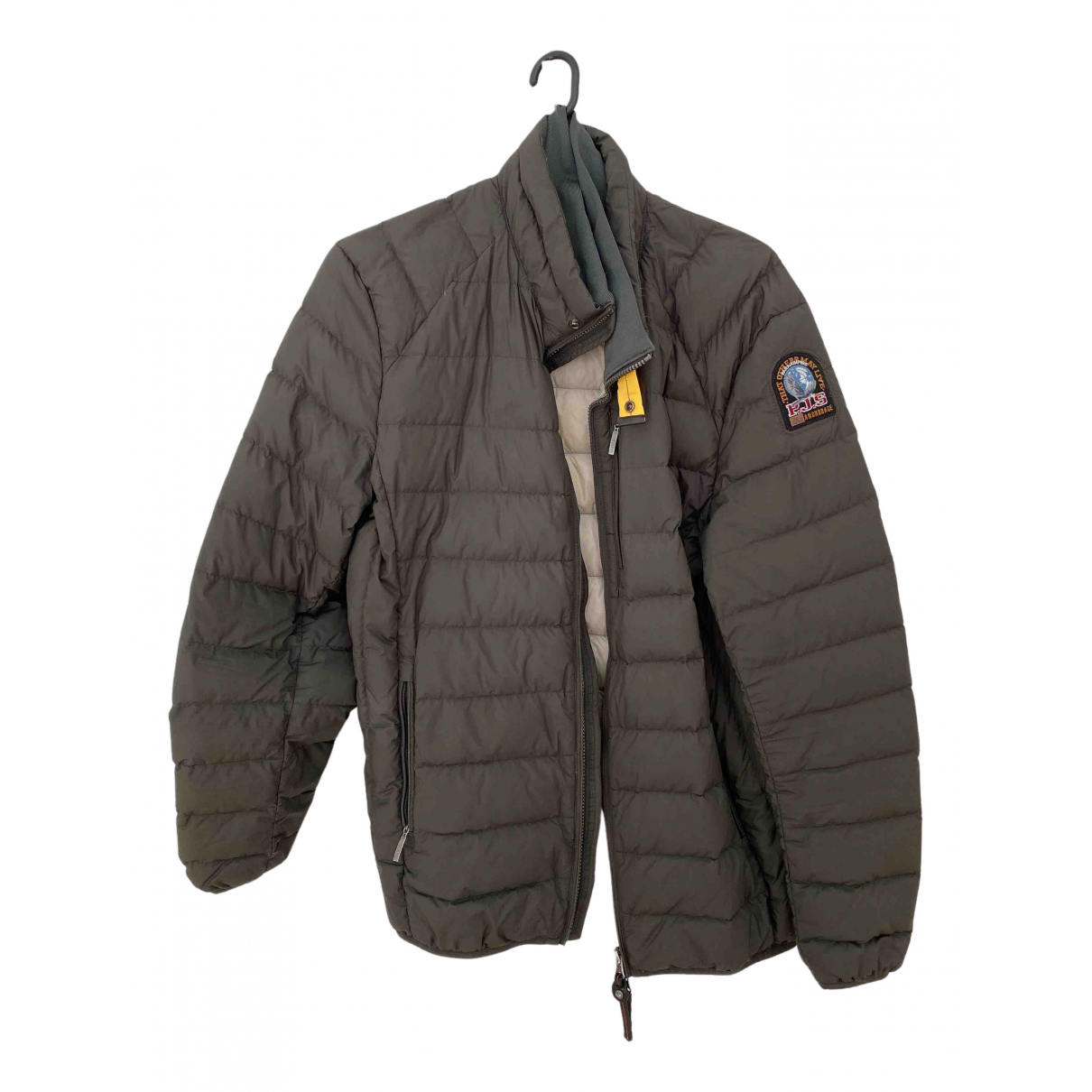 Parajumpers \N Jacke in  Gruen Polyester