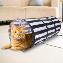 1 Stueck Faltbarer Katzentunnel