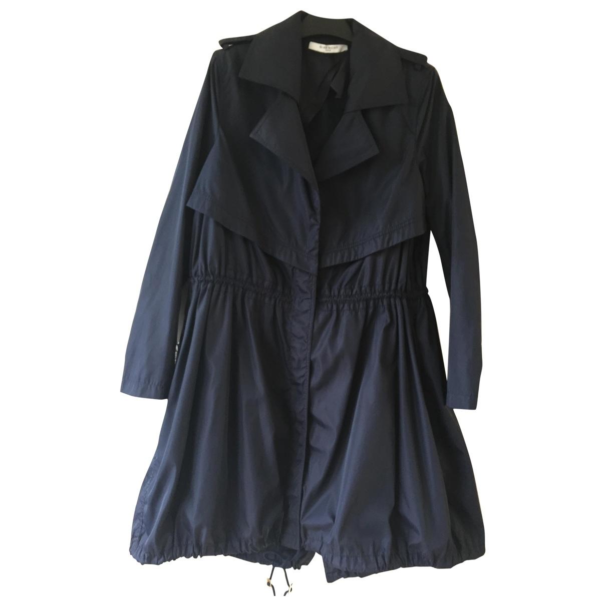 Abrigo en Sintetico Marino Givenchy