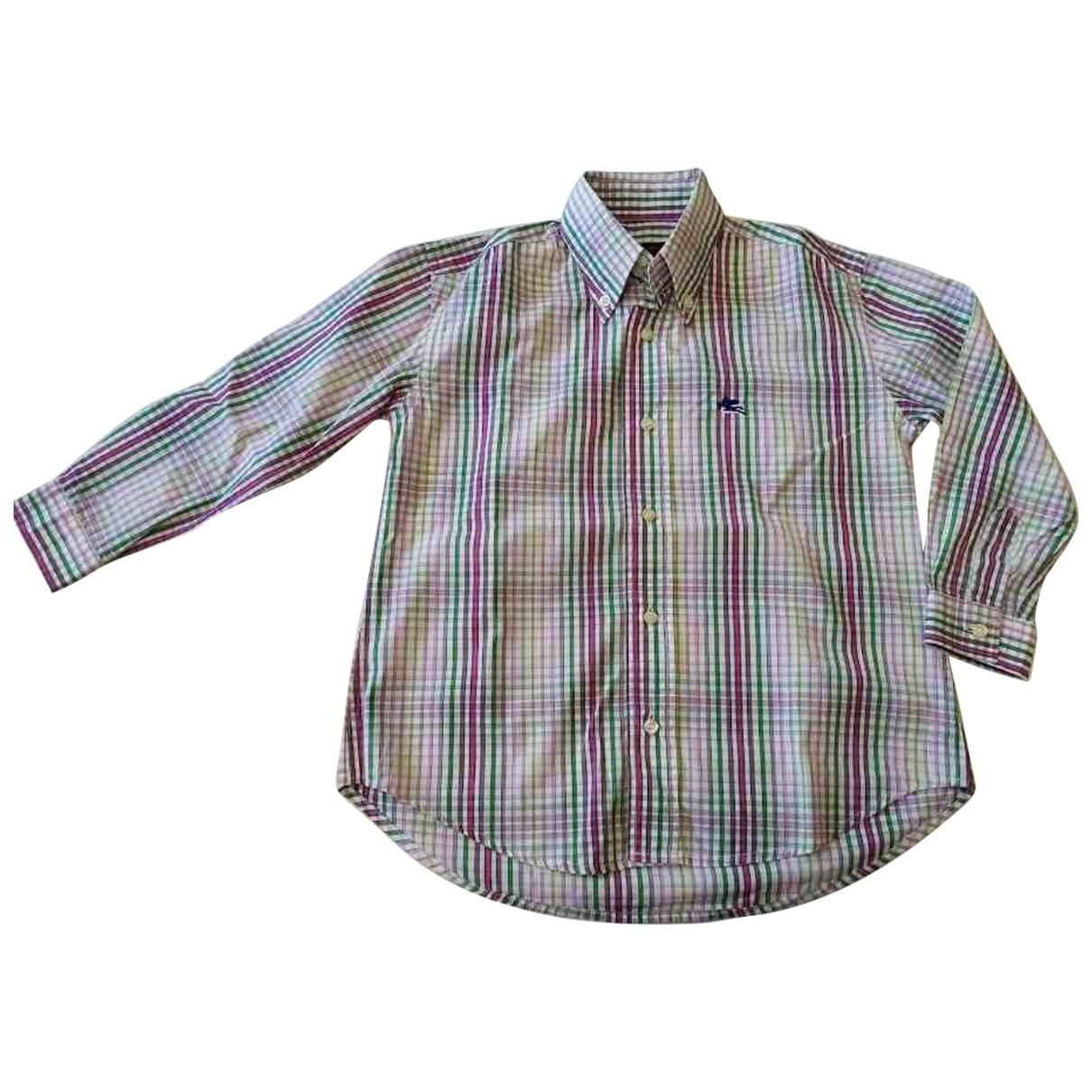 Etro \N Multicolour Cotton  top for Kids 6 years - up to 114cm FR
