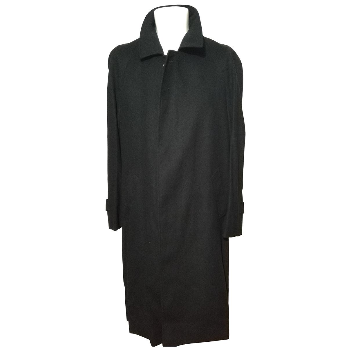 Cacharel - Manteau   pour homme en laine - noir