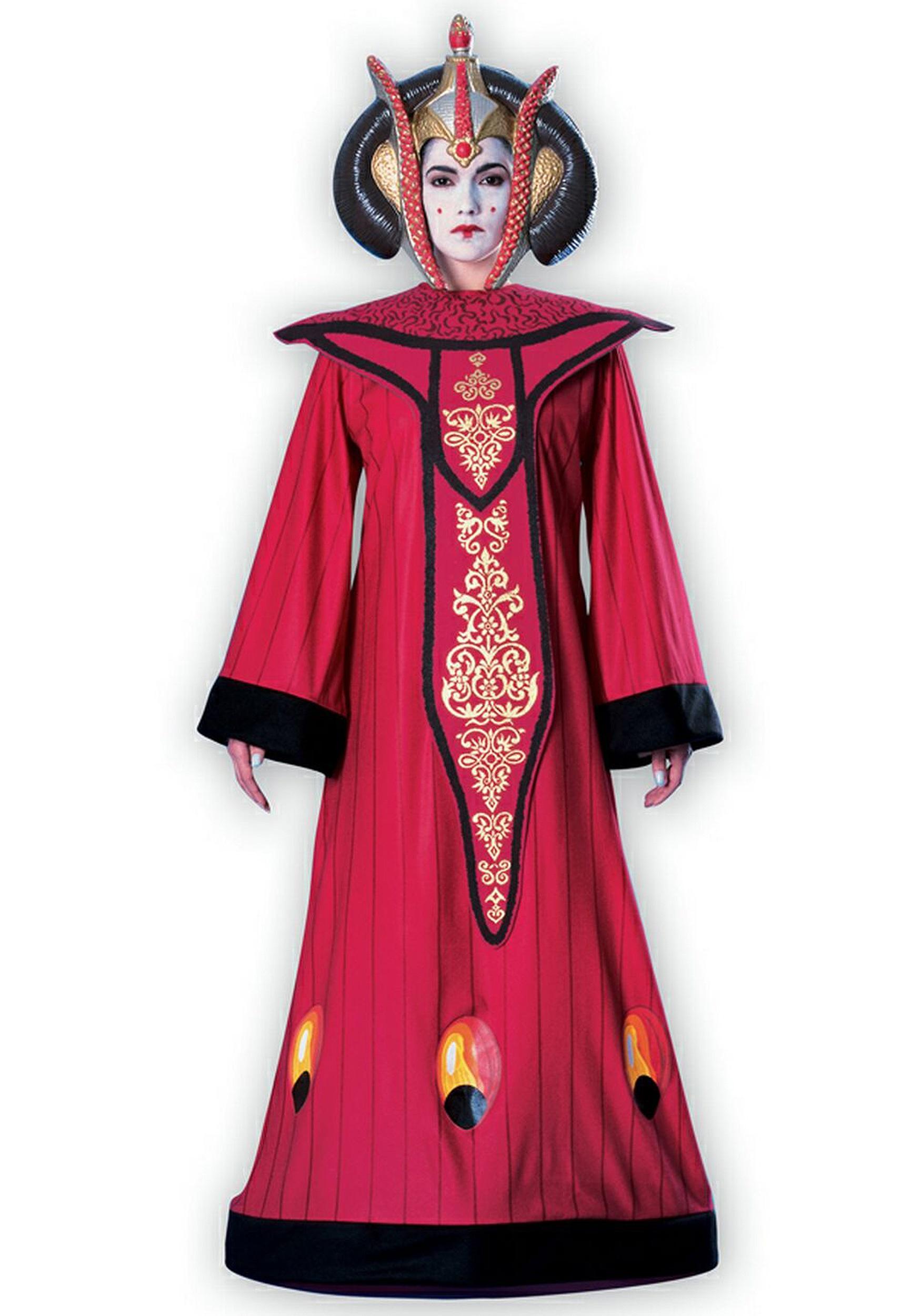 Women's Queen Amidala Costume from Star Wars