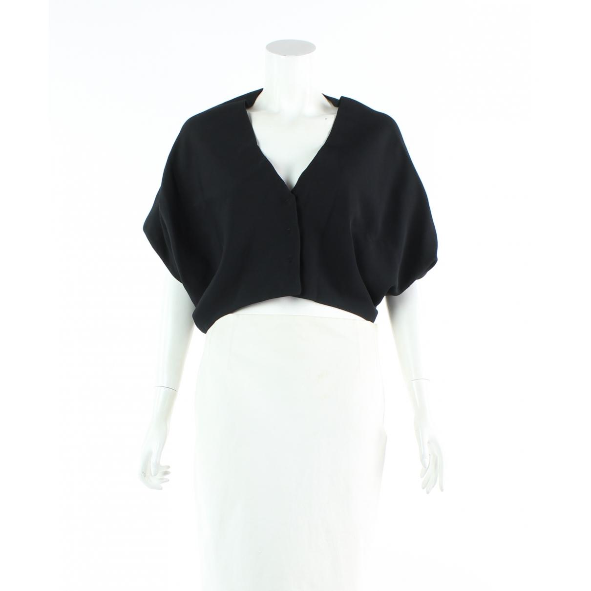 Vionnet \N Black jacket for Women 42 IT