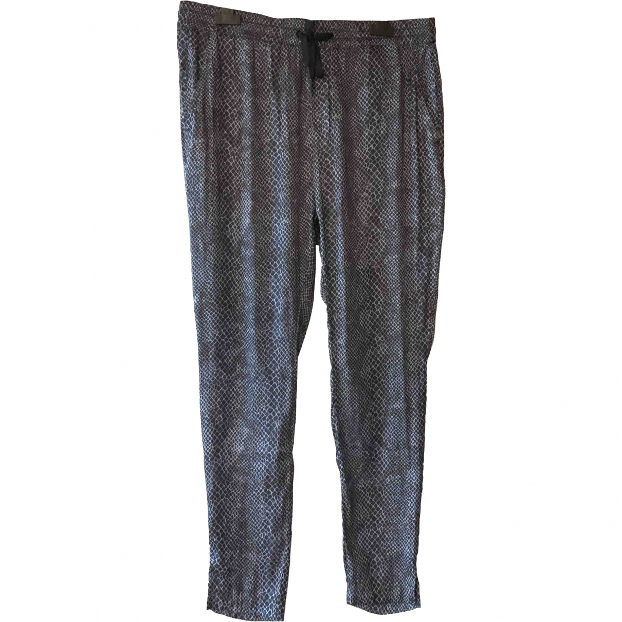 Replay \N Blue Trousers for Women XS International