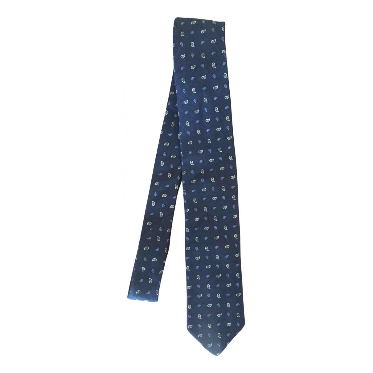 Bugatti \N Krawatten in  Bunt Seide