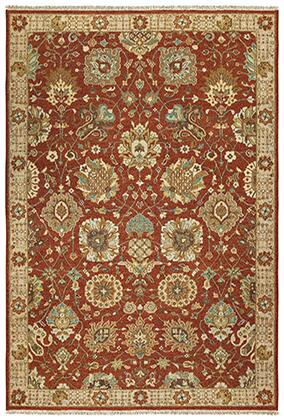 A12303275365ST Rectangle 9' X 12' Rug Pad with Oriental Pattern and Handcrafted
