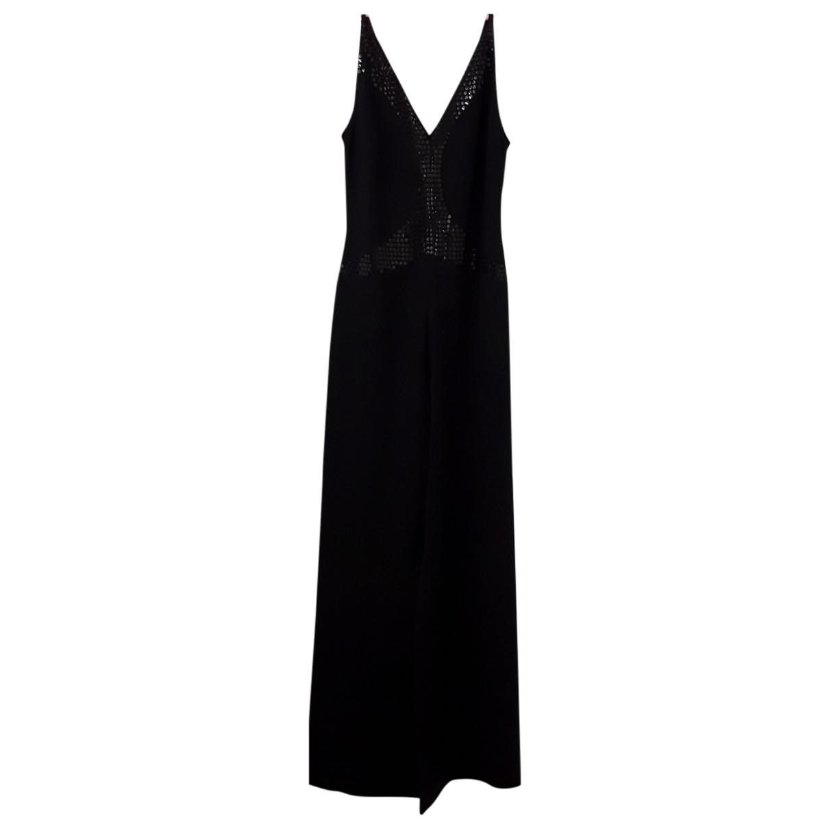 Barbara Bui - Combinaison   pour femme en laine - noir