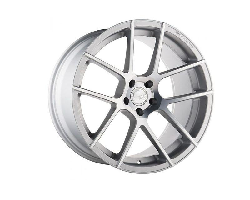 Avant Garde M510-RAW888208515 M510 Wheel Satin Silver 20x8.5