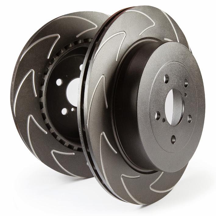 EBC Brakes BSD7785 BSD Rotors REAR Disc Brake Rotor FMSI D2032