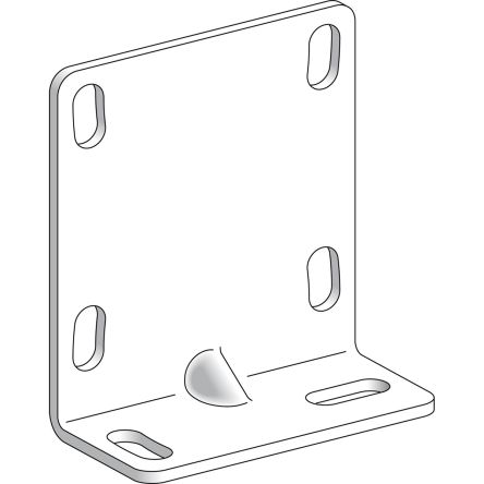 Telemecanique Sensors Mounting Bracket for use with XUM Miniature Sensors