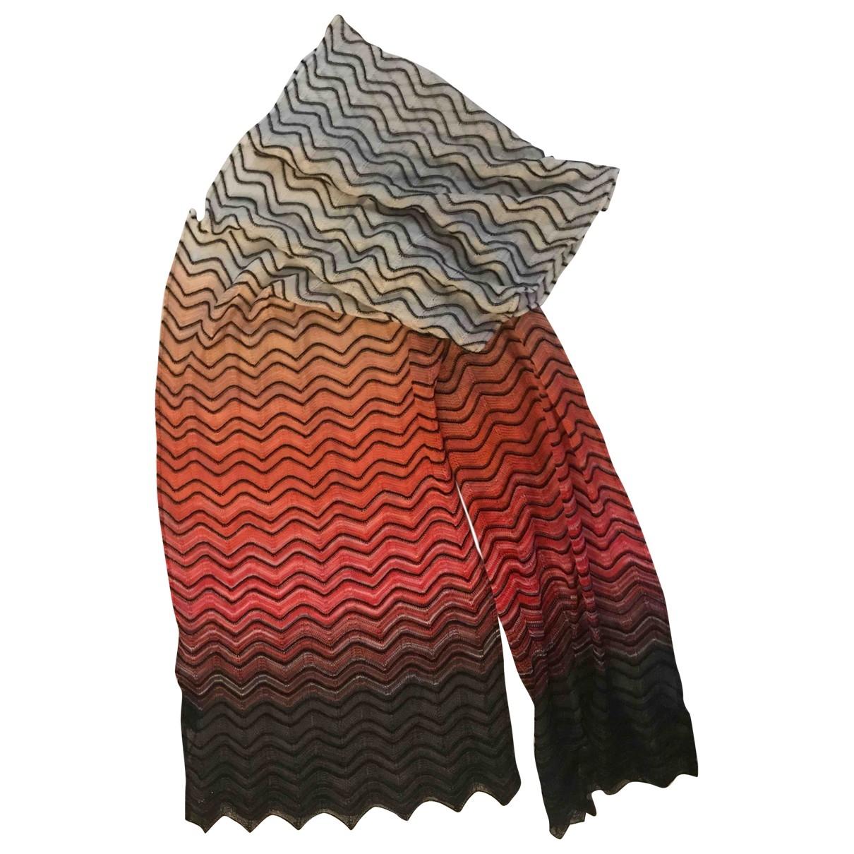 Missoni - Foulard   pour femme - multicolore