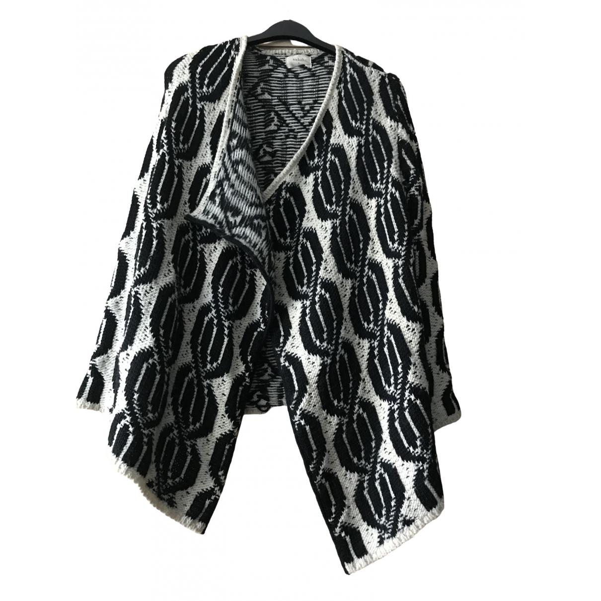 Ba&sh \N Black Wool Knitwear for Women 36 FR